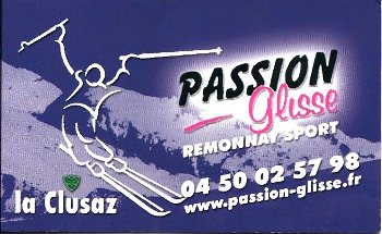 Passion Gliss La Clusaz