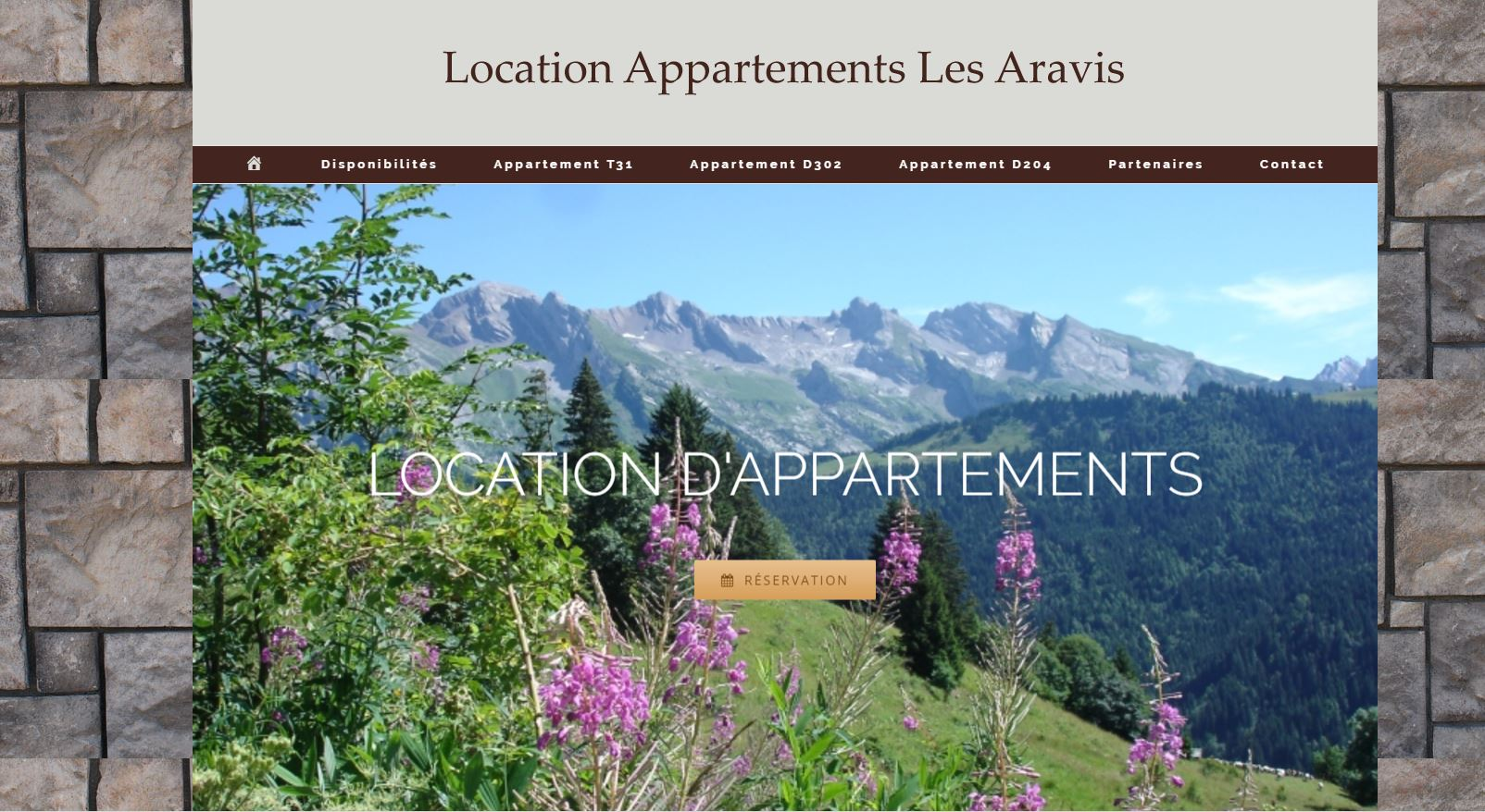 LES APPARTEMENT AU GRAND BORNAND DANIELLE DELOCHE