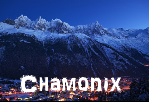location Chamonix