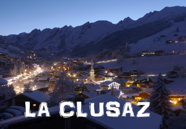 Location la clusaz