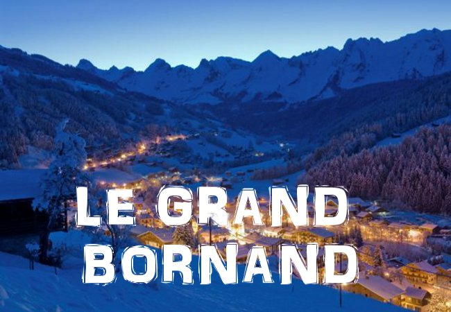 location Le Grand-Bornand